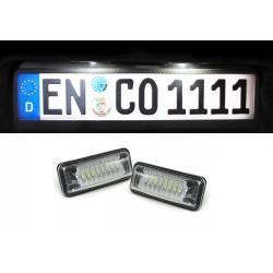 LED SMD Nummerbeleuchtung Toyota GT86/Subaru BRZ