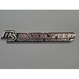 Mazdaspeed Emblem