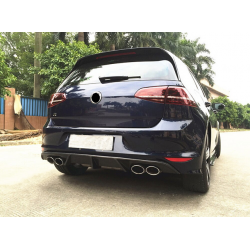 Carbon Heckdiffusor VW GOLF 7 R