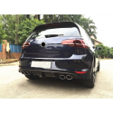 Carbon Heckdiffusor VW GOLF 7 R