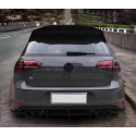 Heckdiffusor PU VW GOLF 7 R