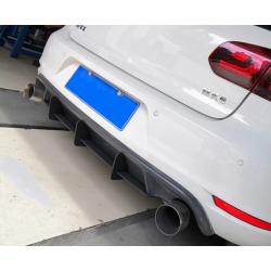 Heckdiffusor PU VW GOLF 6 GTI Facelift