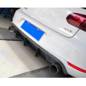 Heckdiffusor PU VW GOLF 6 GTI Facelift