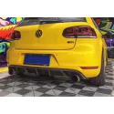 Carbon Heckdiffusor VW GOLF 6 GTI
