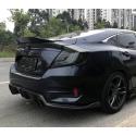 Carbon Heckspoiler Honda Civic 16-18