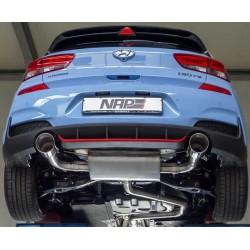 NAP Klappenauspuff Hyundai i30N 2017+