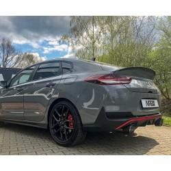 NAP Klappenauspuff Hyundai i30 Fastback N 2017+