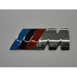 M-Sport Emblem chrom
