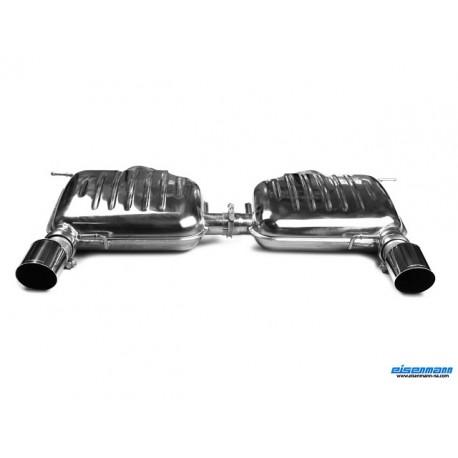 EISENMANN Sport Endschalldämpfer BMW 335i E92/E93