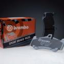 Brembo Sport Bremsbeläge Vorderachse Subaru Impreza WRX STI 01-02