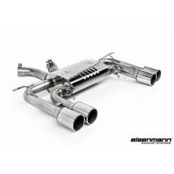 EISENMANN Sport Endschalldämpfer BMW X5M F85