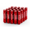 326Power Lug Nuts Radmuttern Rot M12x1.5