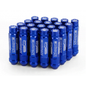 326Power Lug Nuts Radmuttern Blau M12x1.5