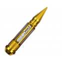 326Power Spike Lug Nuts Radmuttern Gold M12x1.25