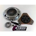 Exedy Stage 2 Heavy Duty Organic Kupplung Mitsubishi EVO 10