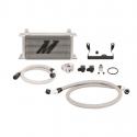 Mishimoto Ölkühler Silber Subaru Impreza WRX STI 06-07