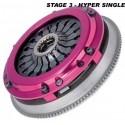Exedy Stage 3 Kupplungskit Subaru Impreza STI 01-16