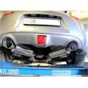Maxspeed Cat-Back Auspuffanlage Nissan 370Z