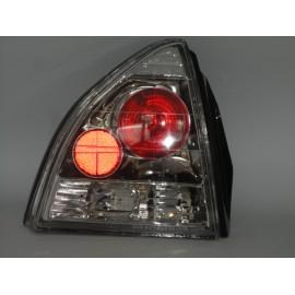 Honda Prelude Jg. 92-96 Heckleuchten Klarglas chrom