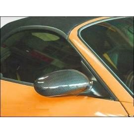 Carbon Spiegelabdeckungen Porsche 996