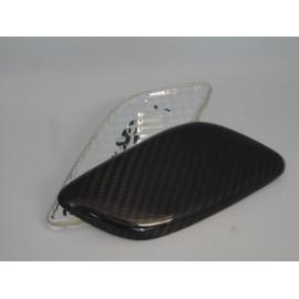 Carbon Blende Reflektor Subaru Impreza 2001-2002