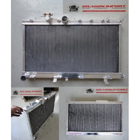 High Performance Alu Wasserkühler für Subaru Impreza WRX/STI 05-