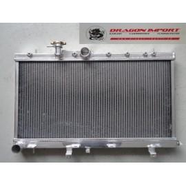 High Performance Alu Wasserkühler für Subaru Impreza WRX STI 01-