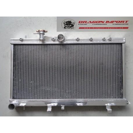 High Performance Alu Wasserkühler für Subaru Impreza WRX/STI 01-
