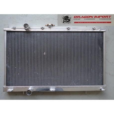 High Performance Alu Wasserkühler für Mitsubishi EVO 4/5/6
