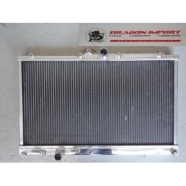 High Performance Alu Wasserkühler für Mitsubishi EVO 7/8