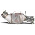 Wagner Hosenrohr Kit BMW E82 E90 N55 Motor ohne Kat