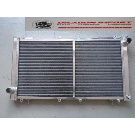 High Performance Alu Wasserkühler für Subaru Impreza GT GC8
