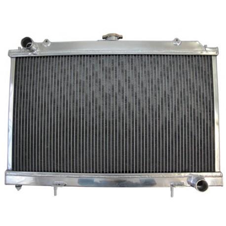 High Performance Alu Wasserkühler für Nissan SX 240 S14