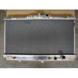 High Performance Alu Wasserkühler für Honda Prelude BA4 / BA5 87