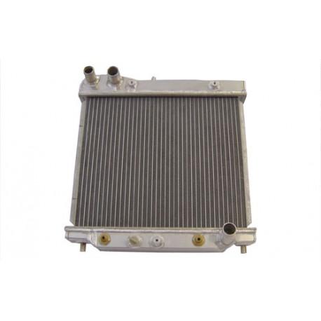 High Performance Alu Wasserkühler für Honda Jazz 01-05