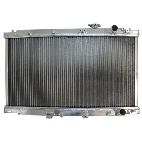 High Performance Alu Wasserkühler für Honda Integra