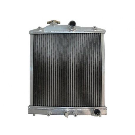High Performance Alu Wasserkühler für Honda Civic 91-95