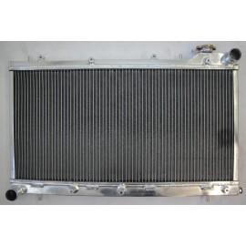 High Performance Alu Wasserkühler für Subaru Forester 98-
