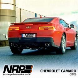 NAP Klappenauspuff-Anlage Chevrolet Camaro (Gen. 5)