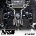 NAP Klappenauspuff-Anlage Nissan 370Z + Roadster