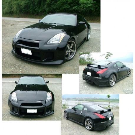 Bodykitt GTR Style Nissan 350Z