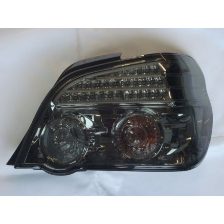 LED Heckleuchten Impreza Limo 03-07 black