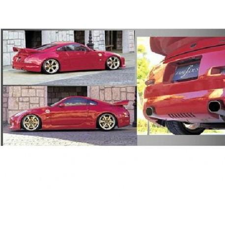 Bodykitt Fabulous Style Nissan 350Z