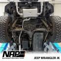 NAP Klappenauspuff-Anlage Jeep Wrangler JK (3-Türer)