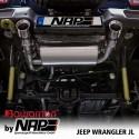NAP Klappenauspuff-Anlage Jeep Wrangler JL Duplex