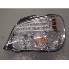 LED Heckleuchten Impreza Limo 03-07 chrom