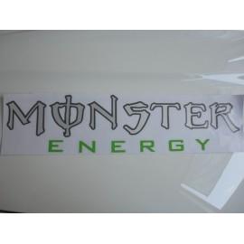 Beschriftung Monster Energy