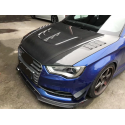Carbon Motorhaube Audi A3/S3/RS3 (8V) 2013-2019
