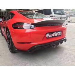 Carbon Heckspoiler Porsche 718 Cayman/Boxster S 2011-2015