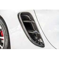 Carbon Lufteinlässe Porsche 718 Cayman / Boxster 2016-2018